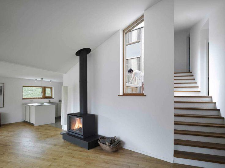 escaleras casa caracol atelier dorg de interiores