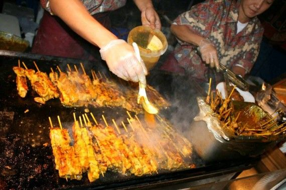 Marketta Street Food | | Gold Coast, Queensland, Australia |  Food + Restaurants Tips + Guide