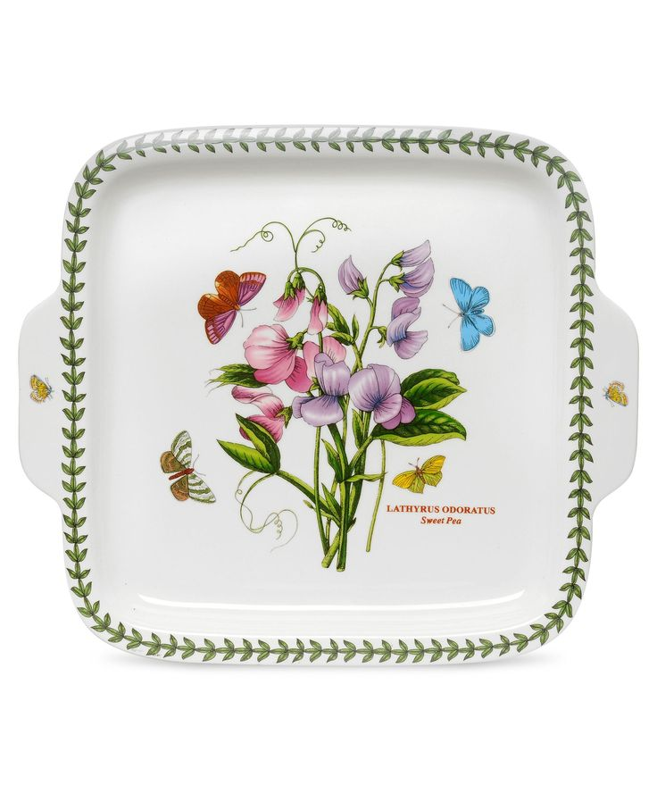 210 best images about portmeirion on pinterest serving for Portmeirion dinnerware set of 4 botanic garden canape plates