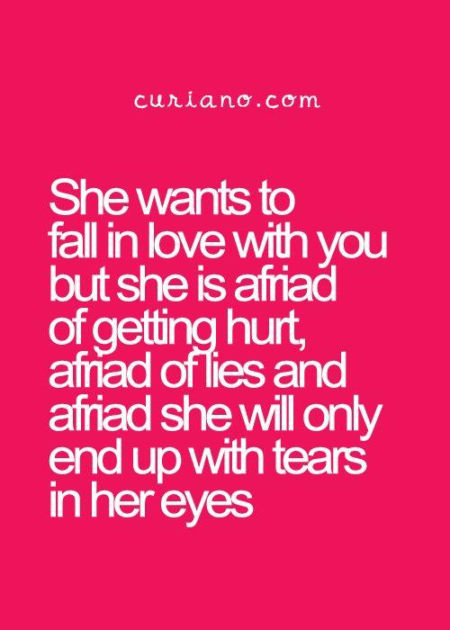 Ughhhhh I think we both have are fair share of tears.... :(((( Ughhh :((