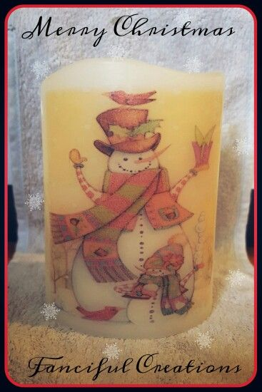 Merry Christmas from Fanciful Creations. :)