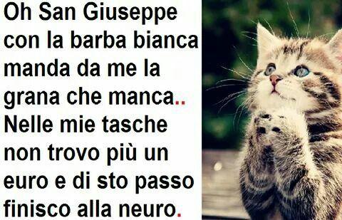 San Giuseppe!!!