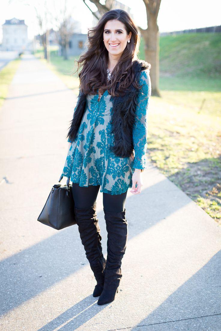 teal lace dress a southern drawl kleid spitze modestil kleider