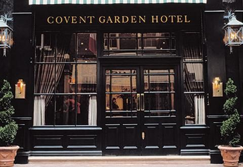 Covent Garden Hotel in London some of my loves Pinterest