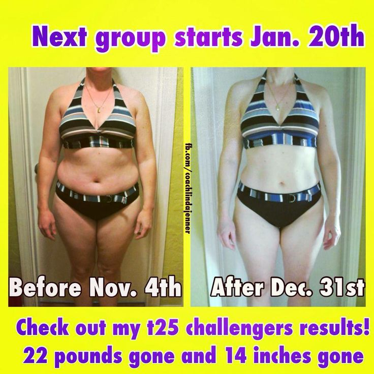 I am so proud of this lady!!  A busy mom of 2 that owns her own business found the time to get fit with T25 and Shakeology…20 pounds later and she is ready to start P90X3!  She rocked our challenge group!!  Learn more at www.crossborderfitness.com