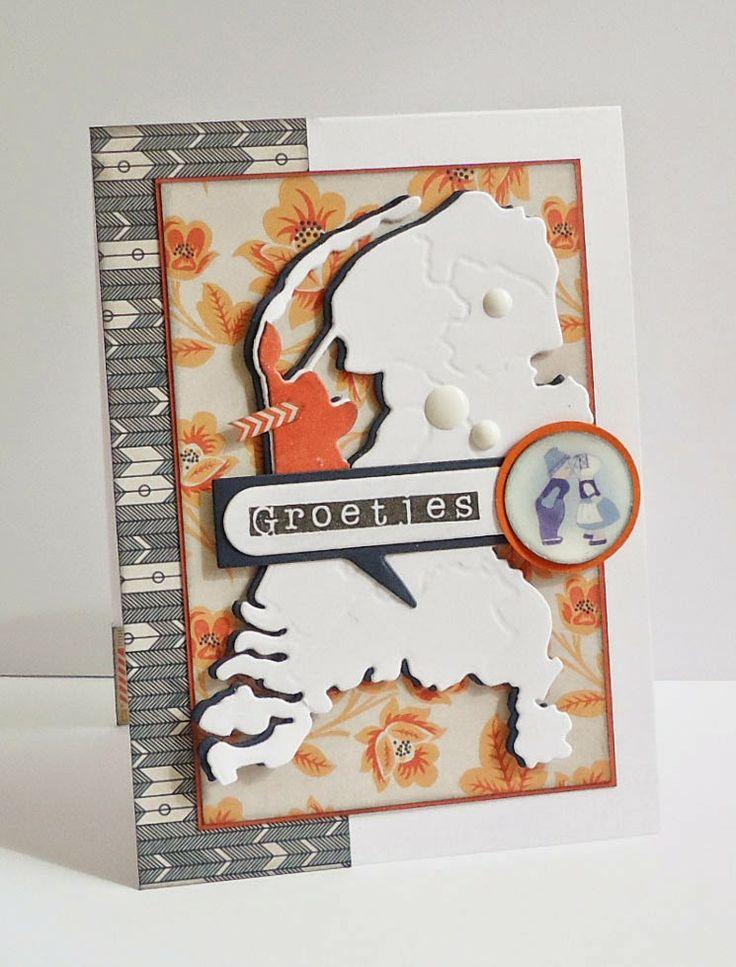 Because it's fun to create...: Hollandse kaarten op Koningsdag