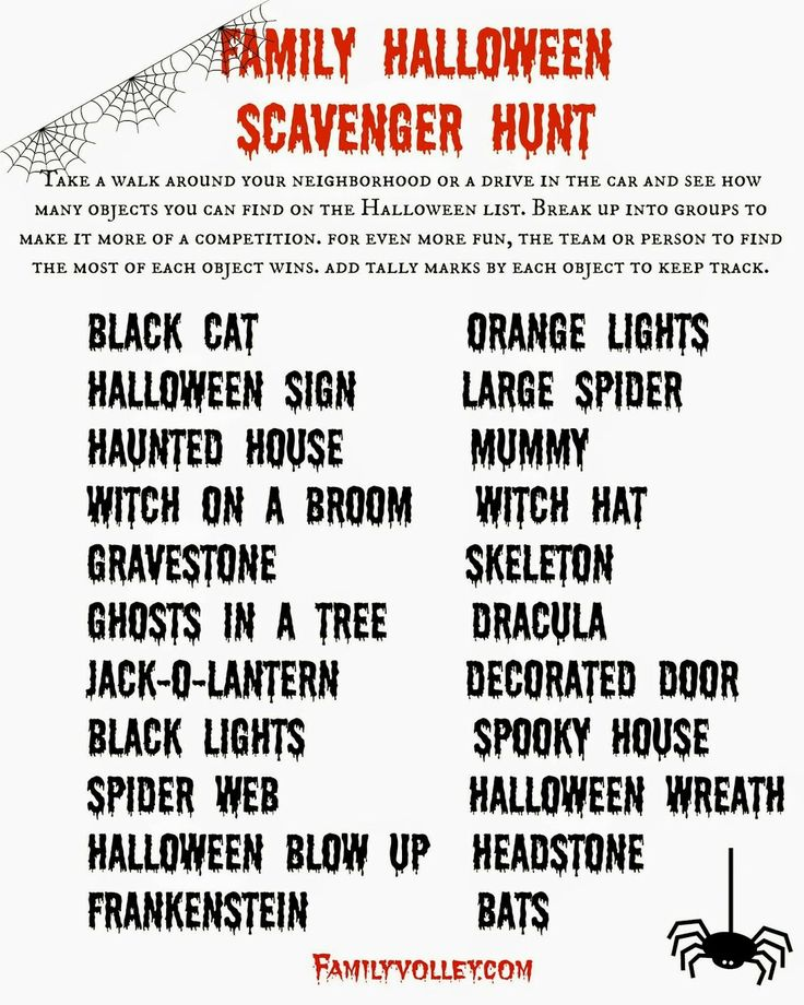 Pin by Jennifer Heyer on Family gathering Halloween
