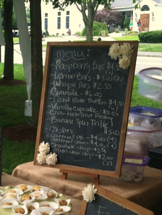 Wedding Chalkboard  Rustic Wedding  Chalkboard by CountryBarnBabe, $40.00