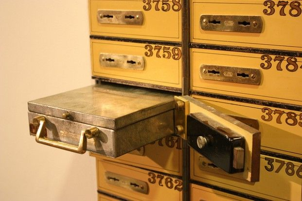 How Safe Are Your Banks Safe Deposit Boxes? - http://www.creditvisionary.com/how-safe-are-your-banks-safe-deposit-boxes