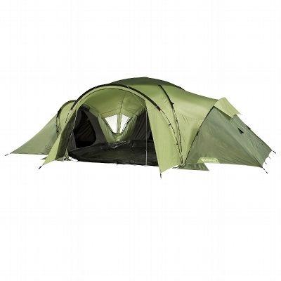 Decathlon Tente QUECHUA Tente 6 places 3 chambres T6.3 XL C  prix promo Decathlon 299,95 € au lieu de 359,95 €