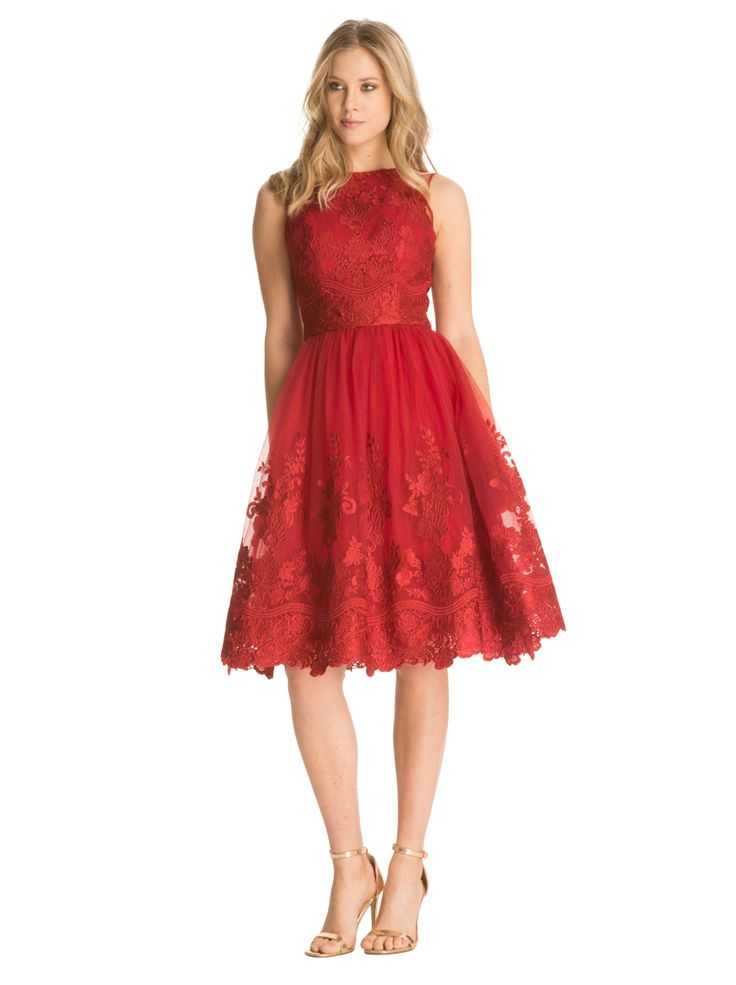 Chi Chi Leona Dress - chichiclothing.com
