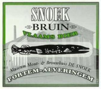 Snoek Bruin - Bierebel.com, la référence des bières belges