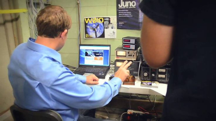 Hi Juno! Ham Radio Operators Call NASA's Jupiter Spacecraft | Video