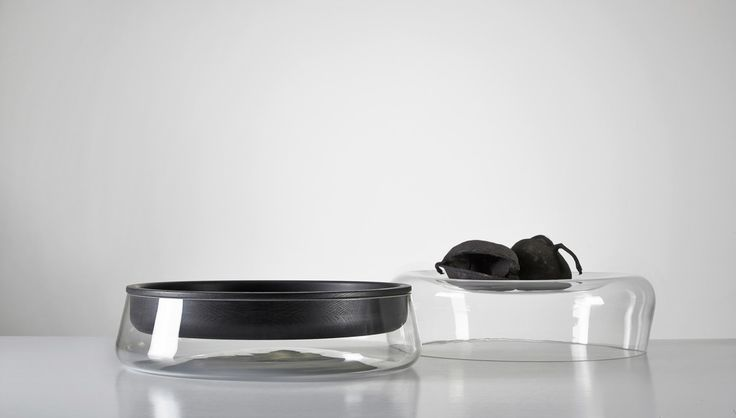 Double bowl by Lucie Koldova