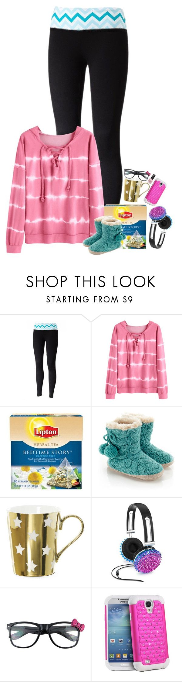 """Untitled #1327"" by emmzizleez888 ❤ liked on Polyvore featuring SO, Lipton, Accessorize, Miss Étoile, Celebrate Shop, Samsung, OPI and vintage"