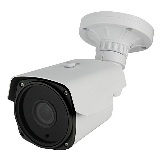 2 MP 1080P HD-TVI Outdoor IR Day//Night Vision Security Camera 2.8-12mm Lens