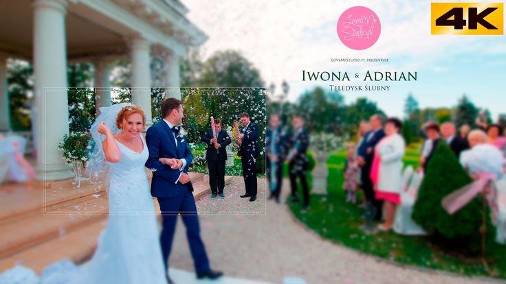 [4K UHD] LoveMeStudio.pl // 18.09.2016 // Iwona + Adrian // teledysk ślubny