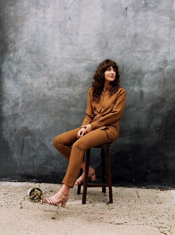 Lola Kirke stars in So It Goes Magazine Spring Summer 2016 issue