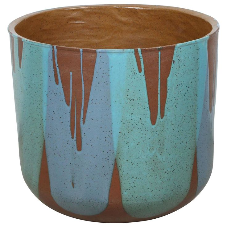 David Cressey for Architectural Pottery Planter | From a unique collection of antique and modern pottery at https://www.1stdibs.com/furniture/dining-entertaining/pottery/