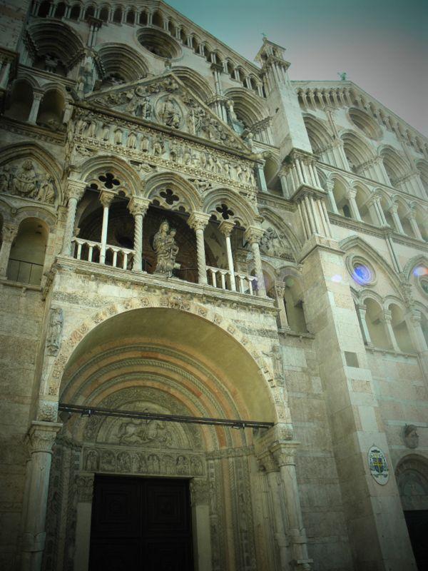 #Ferrara the Cathedral  Photo by @Sandra Pendle Pendle Boccafogli