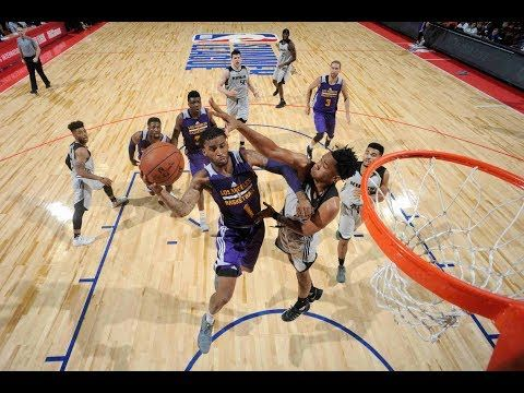 Full Highlights: Los Angeles Lakers vs Sacramento Kings, MGM Resorts NBA Summer League | July 10 - YouTube