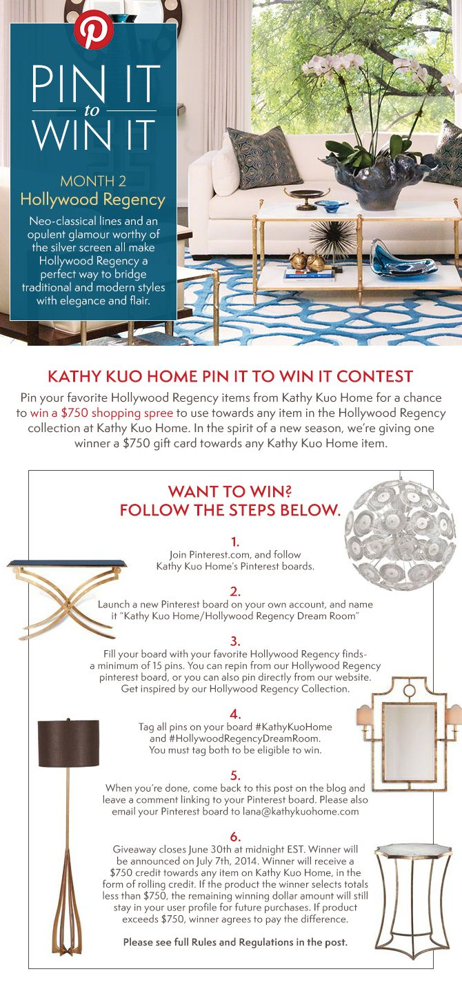 21 Best Kathy Kuo Home Hollywood Regency Dream Room Images By Atasan Surry Gingham Shop At Velvet Pin It To Win