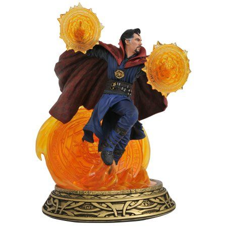 Dr Strange Movie Marvel Milestones Statue