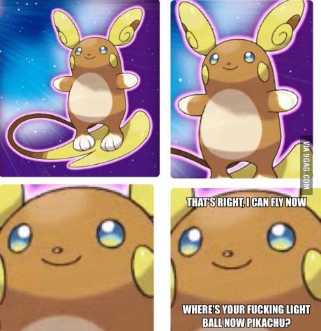 Presenting in Pokemon Sun and Moon: Alolan Raichu!