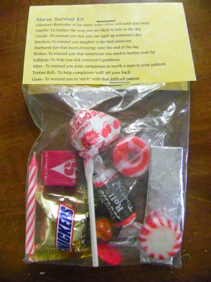 Gift for nurses week