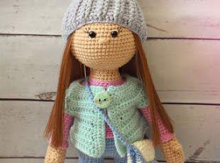 Amigurumi Molly Doll-Free Pattern