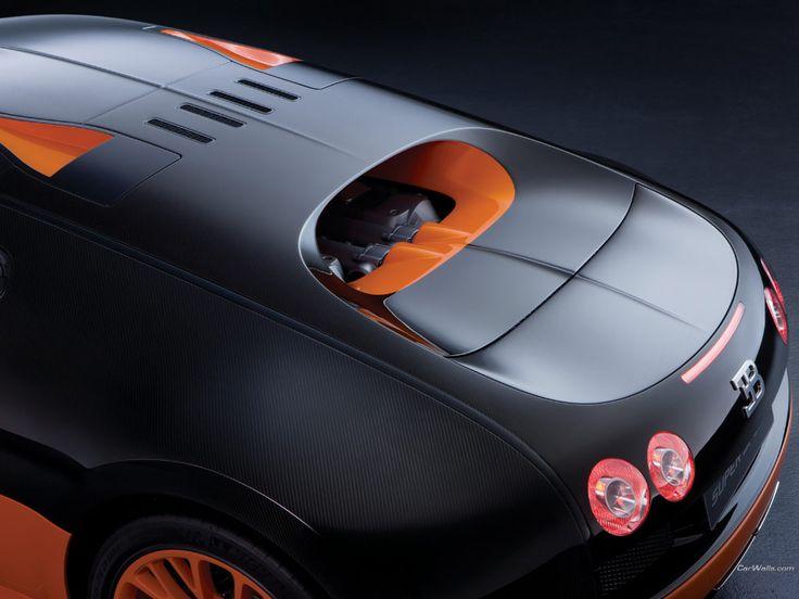 2011 Bugatti Veyron 164 Super Sport - http://sickestcars.com/2013/05/18/2011-bugatti-veyron-164-super-sport/