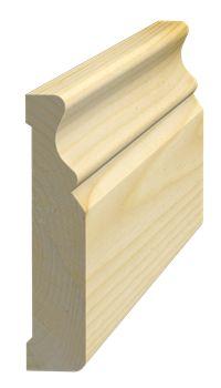 Foder furu 15x69 mm allmoge (profil M19)