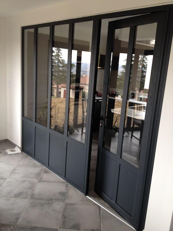 fabricant installateur de verrière aluminium à Toulouse - - Menuiseries  Doumenc 85c1b0dff22