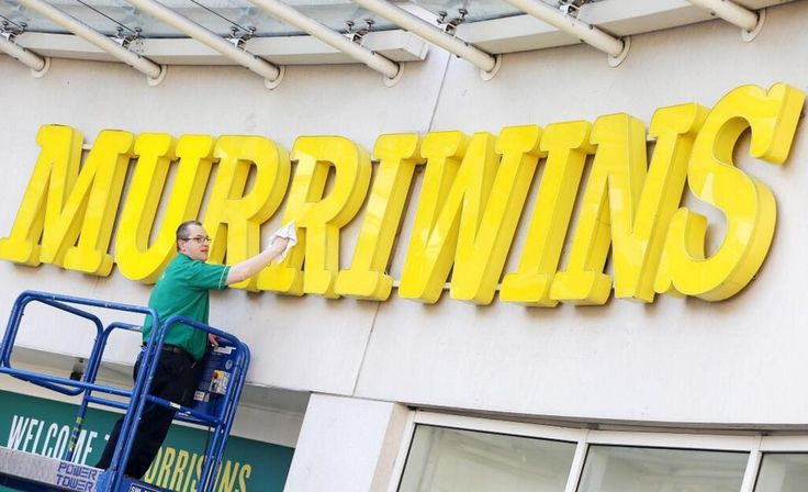 Morrisons store changes name to Murriwins after Andy Murray wins #Wimbledon #chelsea (see how it started...)