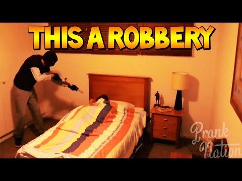 Robbery Prank Goes Horribly Wrong!! ENDING WILL SHOCK YOU!! - YouTube