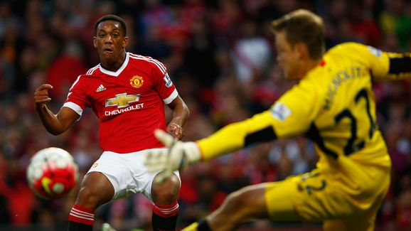 Daley Blind Hails Anthony Martial Progress: 'You Can See How Much Quality He Has'