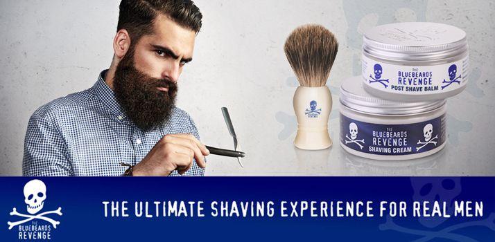RECENZE: The Bluebeards Revenge - návrat tradice vpánském holení – tentokrát testoval kolega | blog parfums.cz