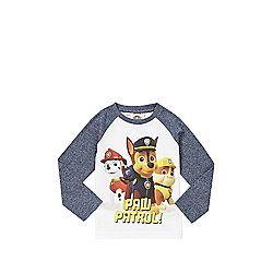 Nickelodeon Paw Patrol Long Sleeve T-Shirt years 05 - 06 Multi