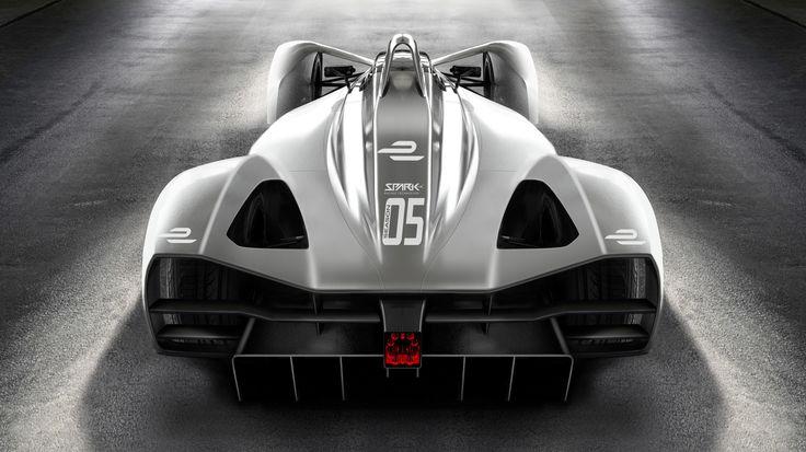 Spark Racing Technologies a dévoilé plusieurs images du concept car de sa future SRT05e qui devrait être mise en place en 2018.