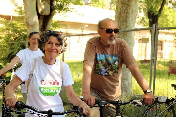#VeronaInComune #Amministrative2017 #Verona #BertuccoSindaco