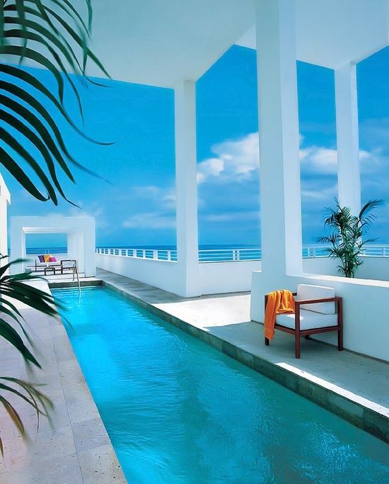 Indoor Swimming Pool Lessons: 21 Model Swimming Pools Miami