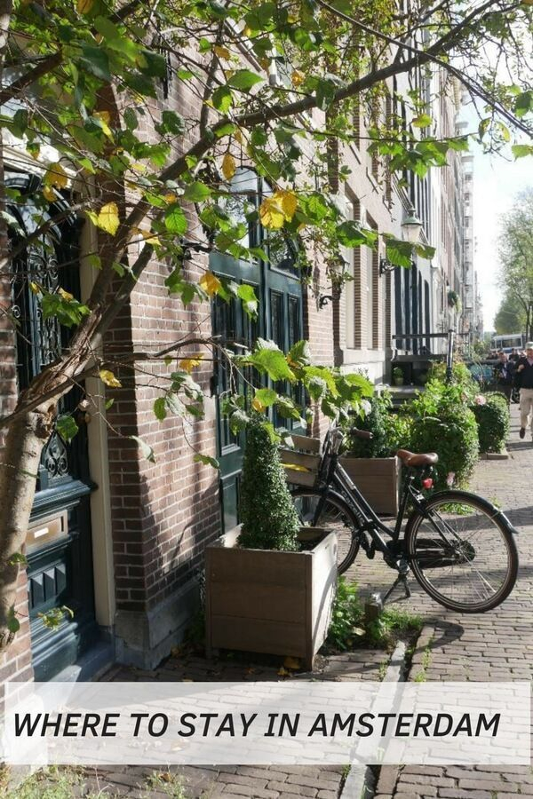 the best area to stay in amsterdam with family top hotels and rh pinterest com