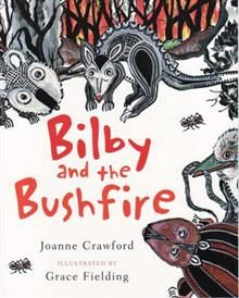 Show details for Bilby And Thre Bushfire