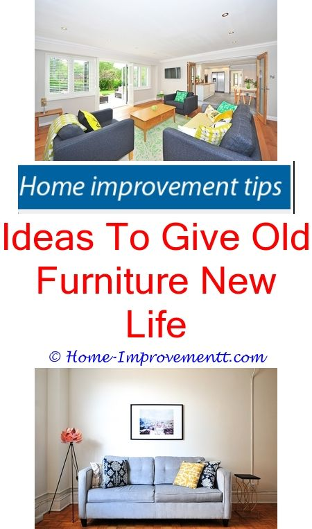 Ideas To Give Old Furniture New Life Home Improvement Tips 91488