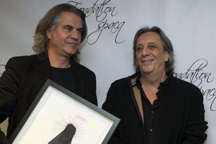 Richard Séguin et Serge Fiori