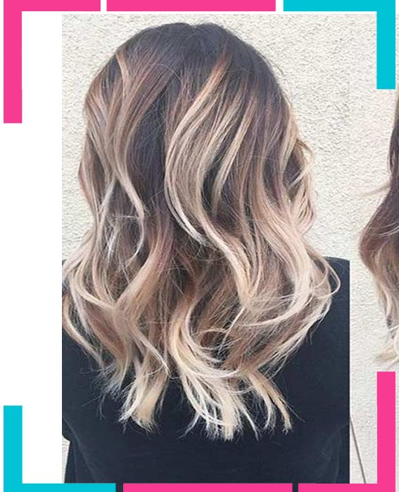 Coole Ombre Haarfarbe Trends Fur Madchen 2018 Haarfarbe In 2019