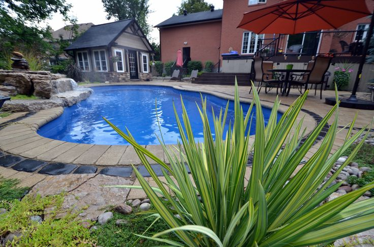 Not only does the addition of a water feature  provide sound and relaxation, it can add beauty to the aesthetics of your pool!