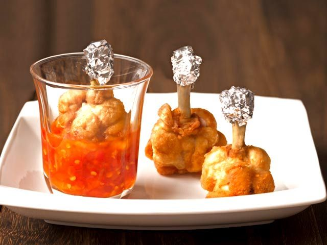 Chicken Lollipops with Thai Hot Sauce by Joey Matthew @ Love Bites With Joey | NDTV GoodTimes