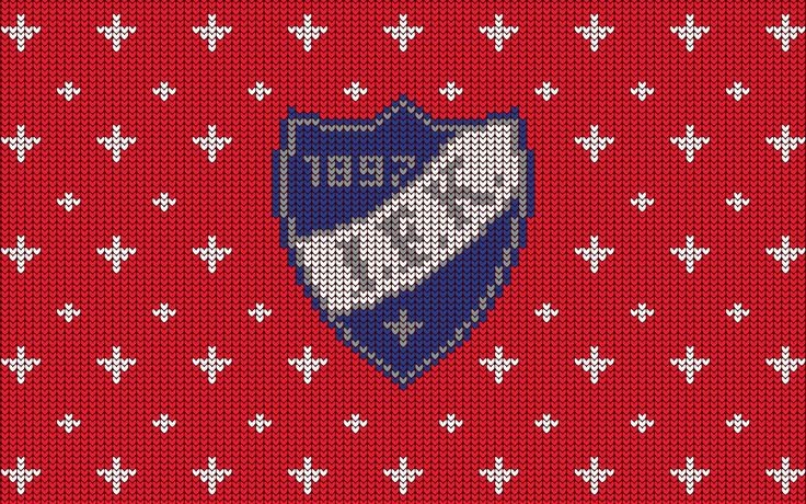 HIFK knitting chart