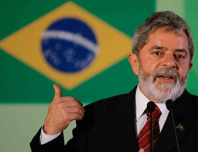 Interessante os golpistas ficam querendo difamar o ex-presidente Lula. Mas vejam só que ironia sen...